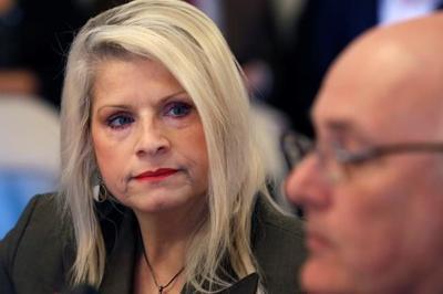 Police: Arkansas woman arrested in ex-lawmaker's death
