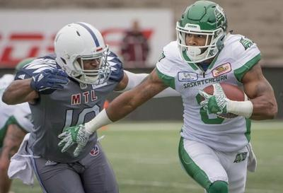 COVID-19 pandemic has forever impacted life of Montreal Alouettes star and his family