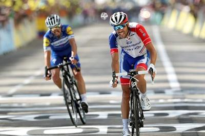 Pinot, Alaphilippe boost French hopes at Tour de France