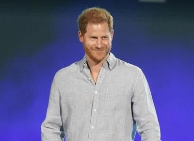 Prince Harry spreads news about Invictus Games in Germany