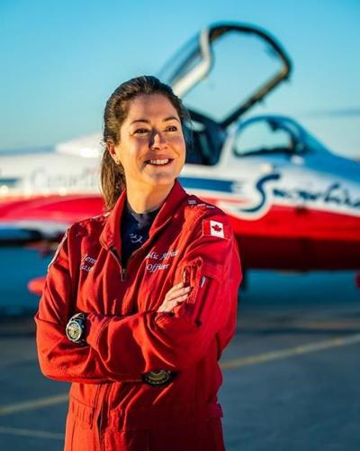 """Family of Snowbirds crash victim says she died in mission """"designed for her"""""""