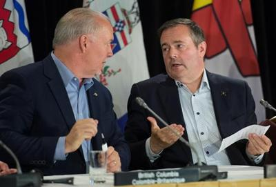 'Frustration and alienation:' Jason Kenney tells premiers national unity threatened
