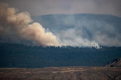 B.C. premier commits support for tourism industry reeling from wildfires, COVID-19