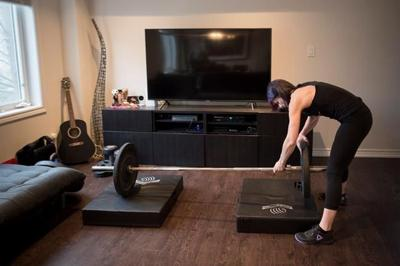Alternate in-home workouts help maintain wellness with gyms and studios closed
