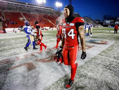 Stampeders mourn loss of chance to repeat as Grey Cup champs on home turf