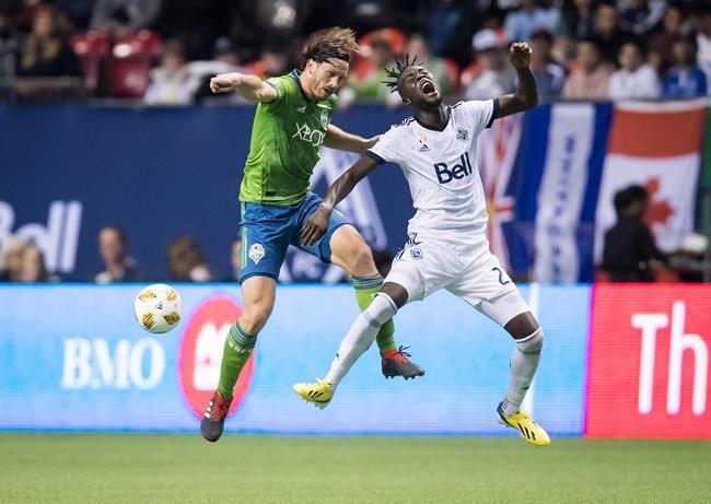 Seattle Sounders beat Vancouver Whitecaps, keep win streak alive