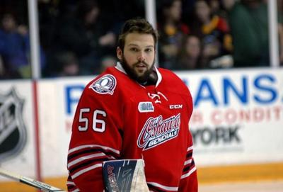Son Of Martin Brodeur Having Big Year In The Crease For Ohl S
