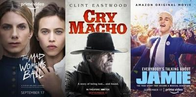 New this week: 'Cry Macho,' McCreery and 'The Morning Show'