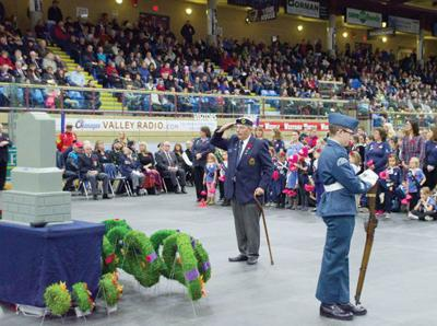 West Kelowna Remembrance Day ceremony