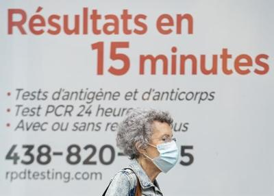 As Quebec reports long waits at testing centres, expert calls for more rapid testing