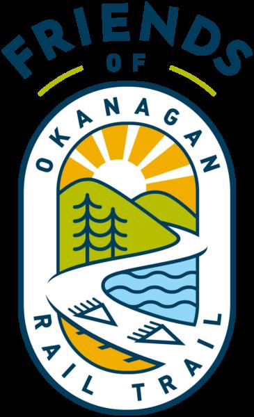 New logo reflects Okanagan Rail Trail core elements