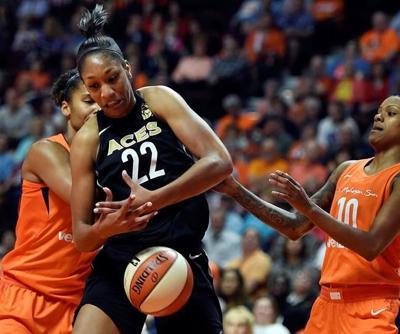 Hamilton's Kia Nurse named a starting guard for the WNBA all-star game