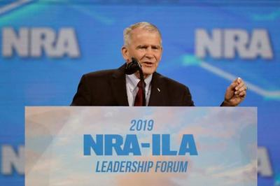 NRA wants a role when Oliver North meets state investigators
