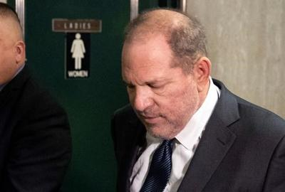 The Latest: Weinstein: I 'won the lottery' with new lawyer