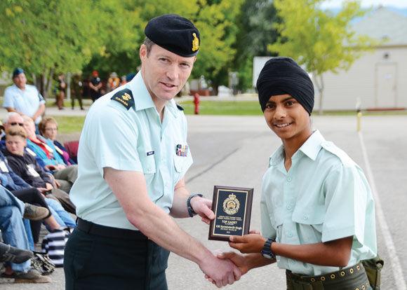 Top cadet