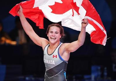 Canadian Linda Morais rallies to win gold at world wrestling championships