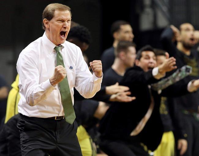 For Oregon Ducks coach Dana Altman, it's old home week at KC