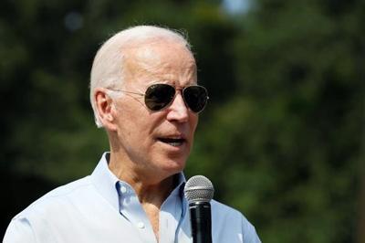 Biden: Trump 'deserves' to be investigated over Ukraine call