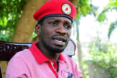 Ugandan activist Bobi Wine condemns killing of his supporter