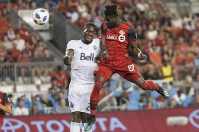 Joining Whitecaps a 'no-brainer' for Canadian striker Tosaint Ricketts
