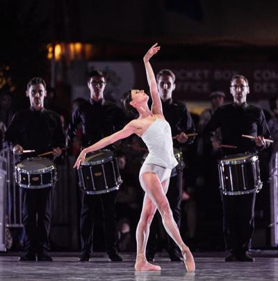 National Ballet performer here