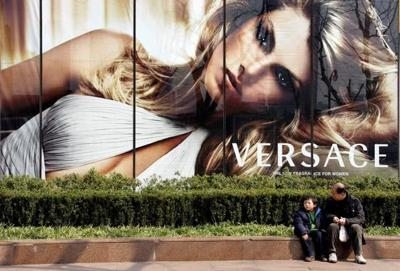 Versace apologies in flap over T-shirts sold in China