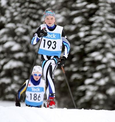 Midget Skiing Championships