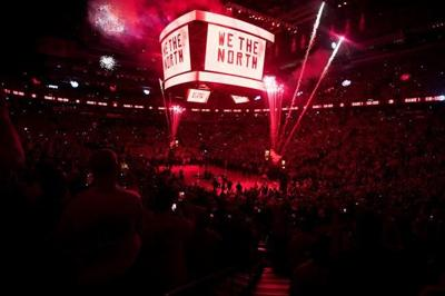 Win or lose, Toronto Raptors' deep playoff run puts franchise in the spotlight