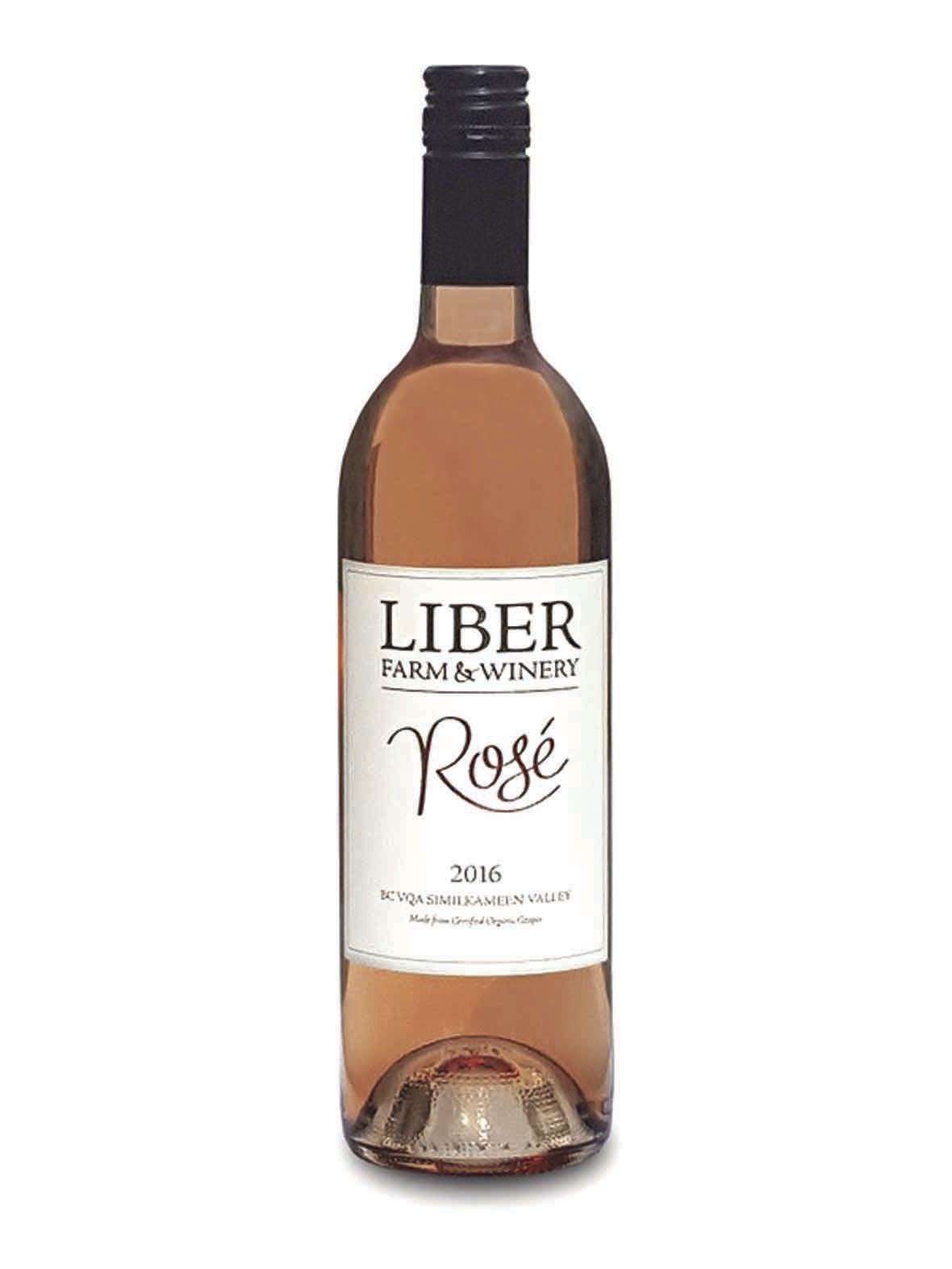 Liber rose ($22)