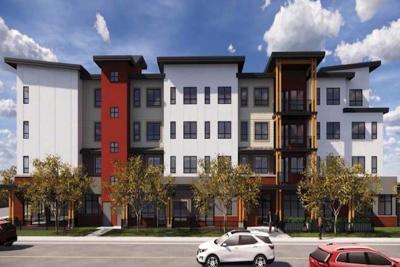 Addict housing complex