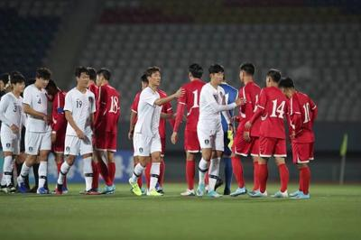 North Korea holds South Korea to 0-0 in World Cup qualifier