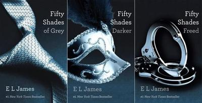 'Fifty Shades' publisher Anne Messitte is leaving company