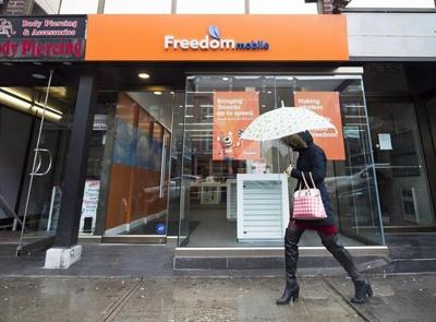 Absence of Freedom Mobile in 5G auction increases competition concerns for MPs