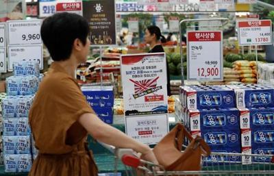 S. Korea, Japan fail to resolve growing trade dispute