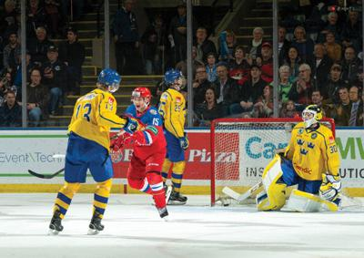 World Juniors Sweden Downs Russia In Kelowna Sports