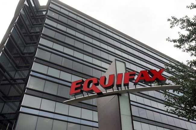 Equifax says 100000 Canadians affected by cyberattack