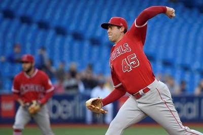 Skaggs solid as Angels remain undefeated against Blue Jays this season