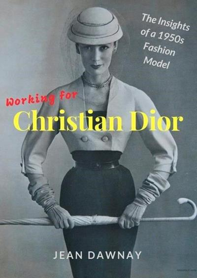Model became Dior muse by knocking on his door