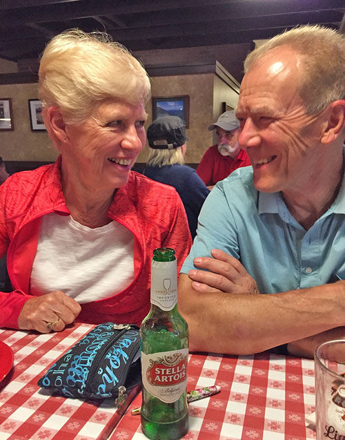 Married 54 years