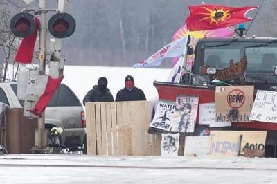Coastal GasLink pipeline investor committed to closing deal despite protests