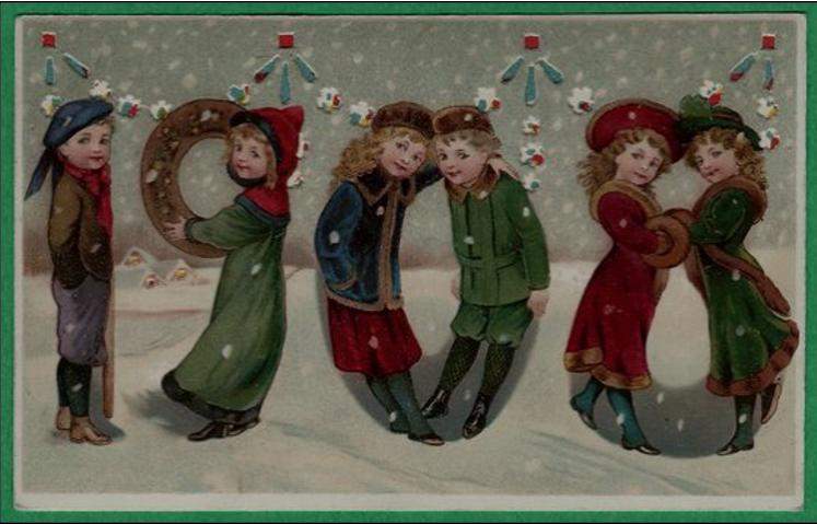 1908 Christmas