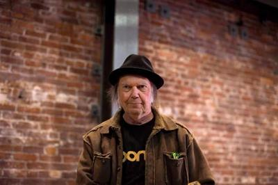 Neil Young and Crazy Horse to release album created in COVID-19 pandemic