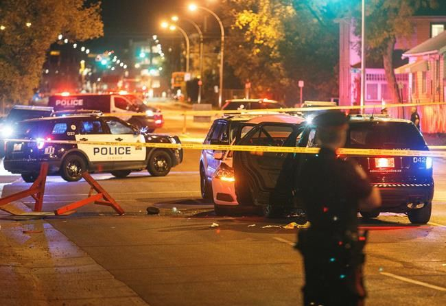 Police probe Canadian auto  attacks, stabbing as 'acts of terrorism'