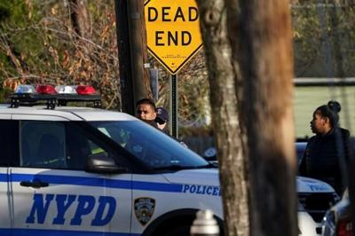 2 New York City officers shot, suspected shooter killed