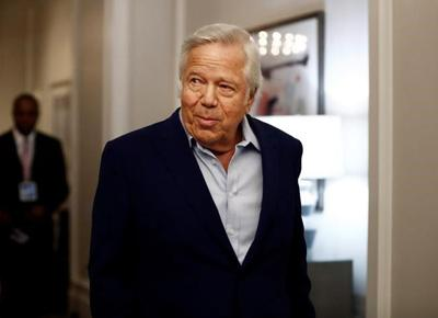 Patriots' Kraft to receive warm welcome in Israel