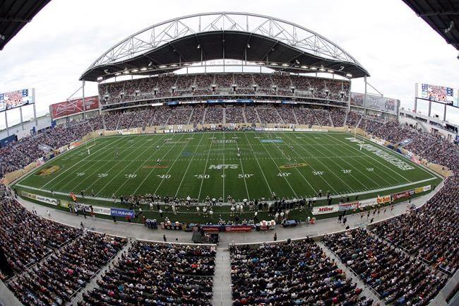 Winnipeg set to become CFL hub city if league has 2020 season