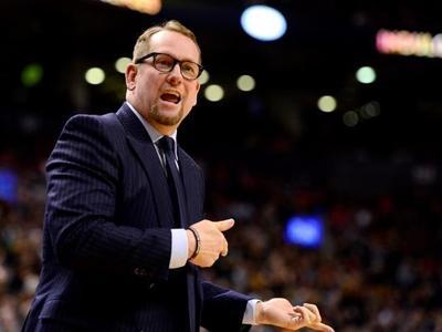 Raptors coach Nurse says despite layoff, his players 'look fantastic'