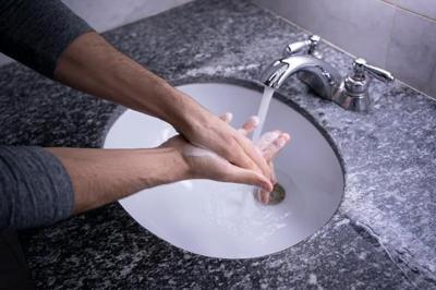 Tips for better handwashing: lather longer and skip the hand dryer