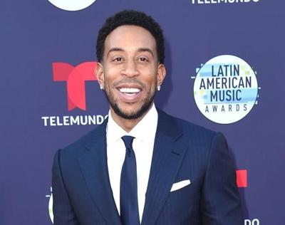 Ludacris is cooking in the kitchen on new streaming show