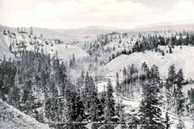 Mission Creek, Circa 1910